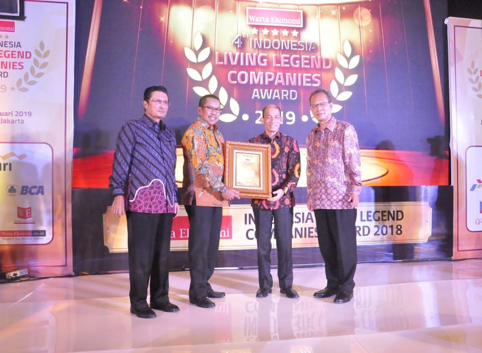 WIKA Wins Living Legend Companies: Leading in Precast Industry 2019
