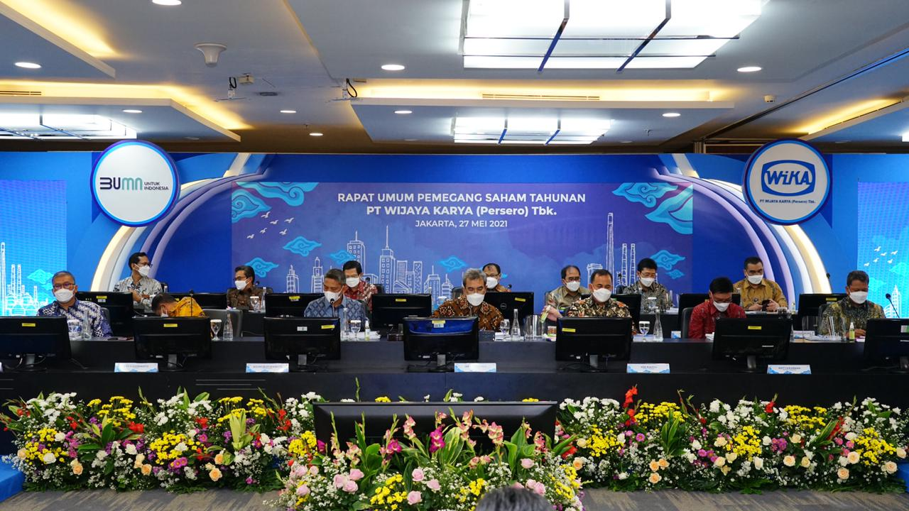 Annual General Meeting of Shareholders AGMS Fiscal Year 2020