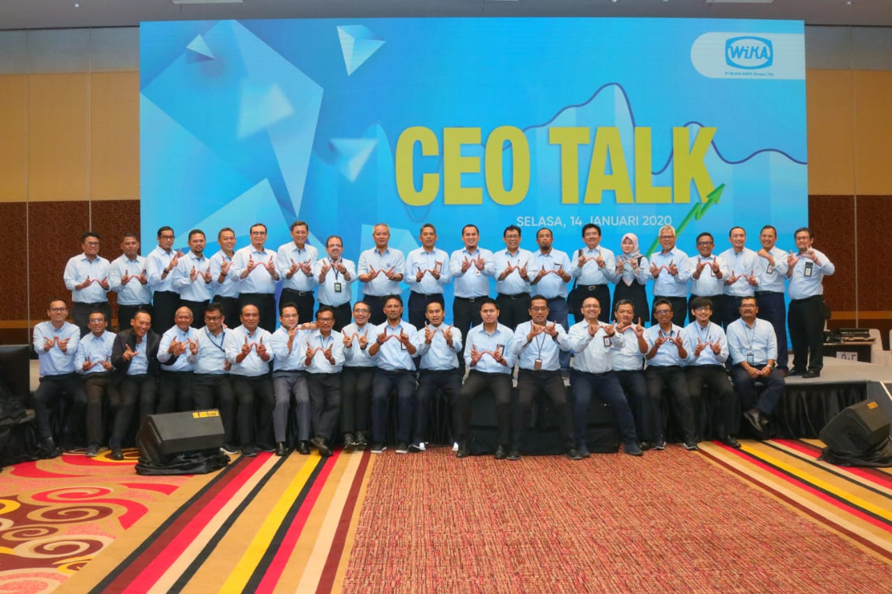 Preparing for 2020, WIKA Held CEO Talk