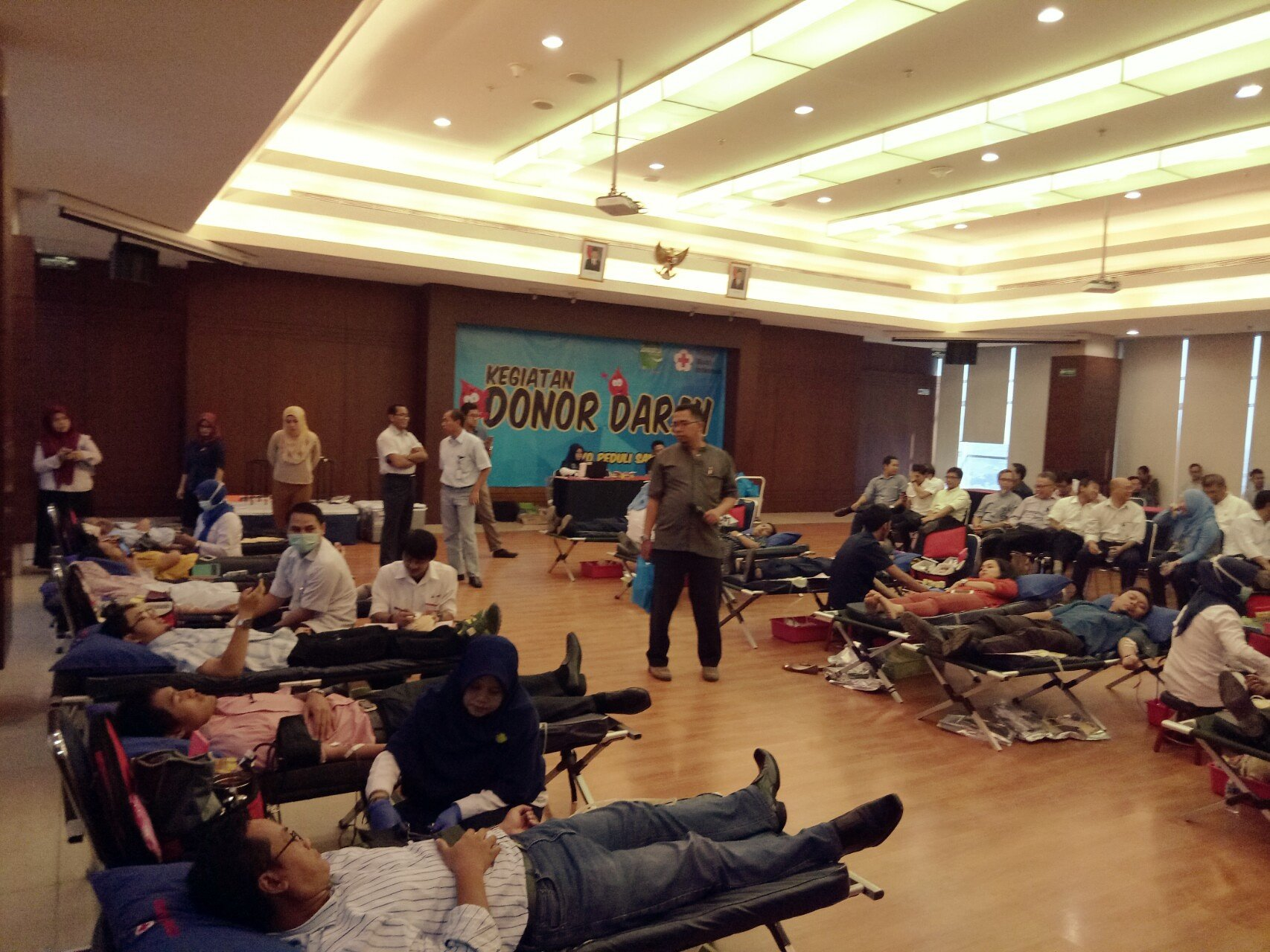 WIKA Holds Blood Donor Activity