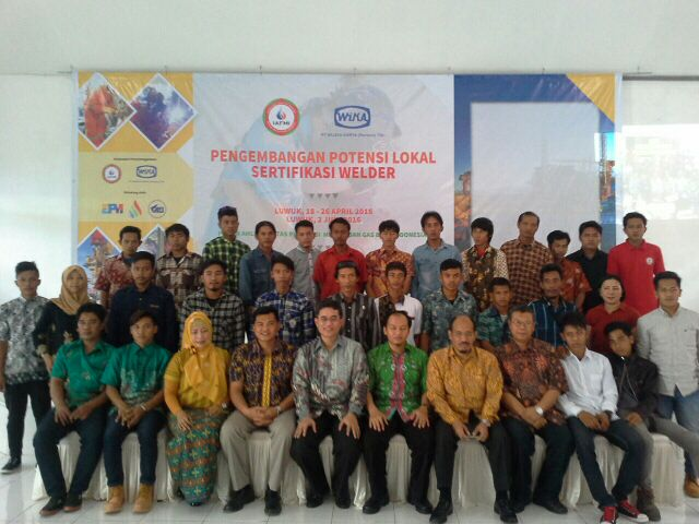 WIKA – IAFMI synergize to implement Welder Certification for Local Potential Development Program