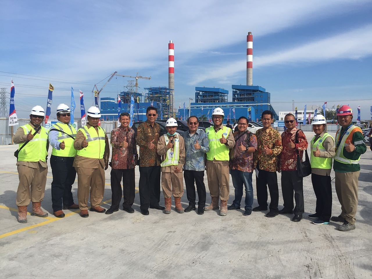 First Firing of Jeneponto Coal Fired Power Plant Unit IIIA 2x135 MW Expansion