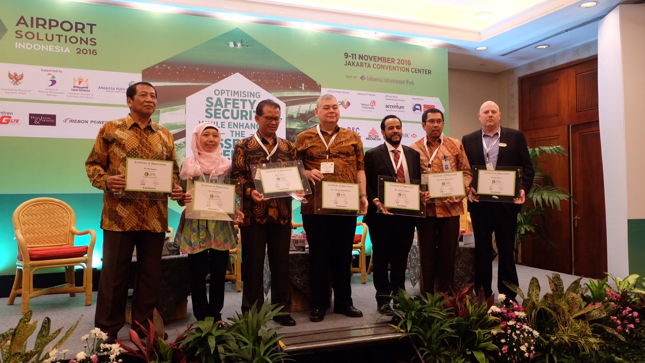 Director of Operation III WIKA Appears as Speaker on Indonesia Infrastructure Week 2016