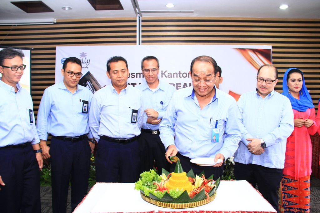 Inauguration of WIKA's Subsidiary, WIKA Realty New Office