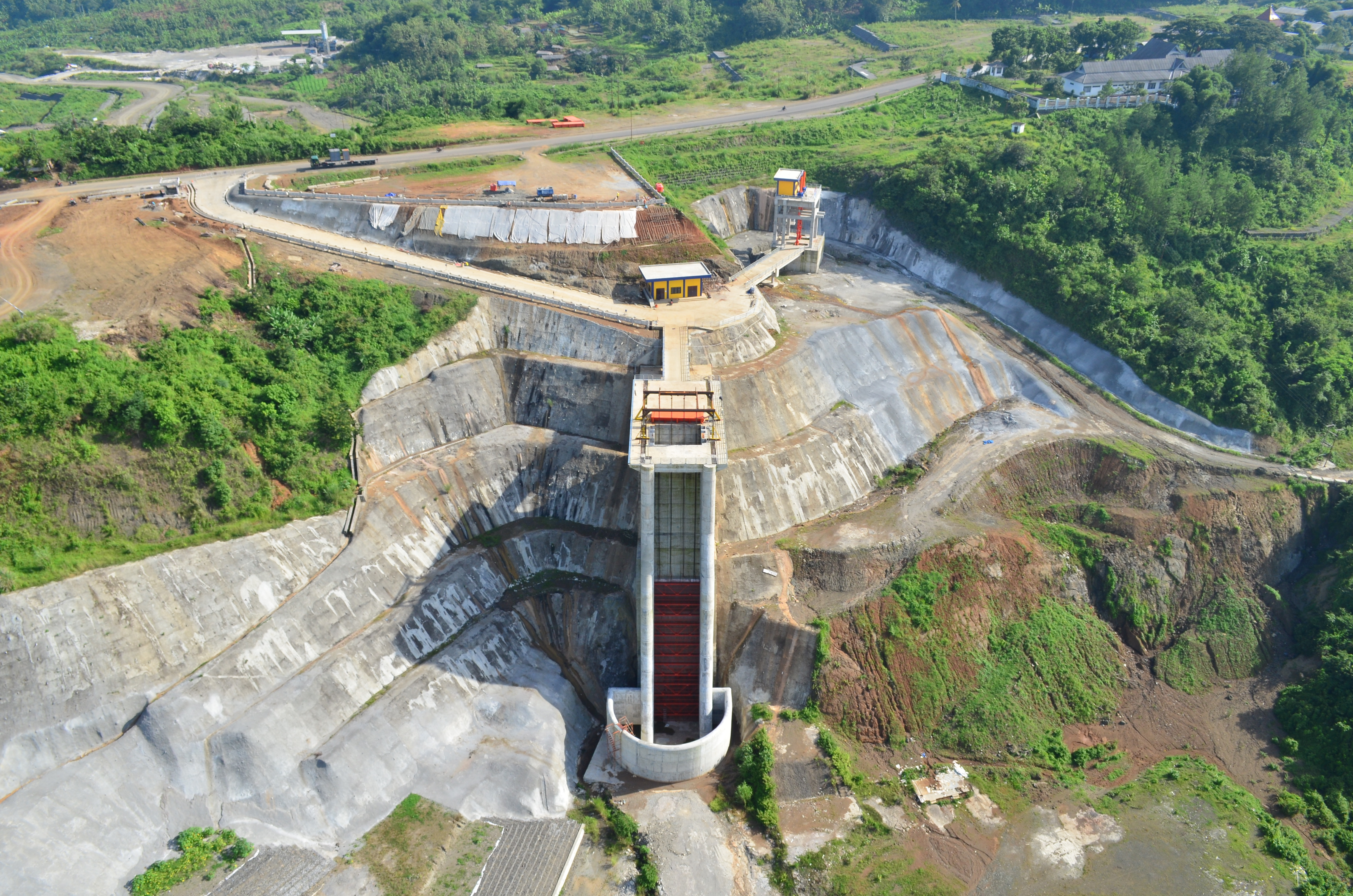 WIKA Completes the Construction of Jatigede Dam