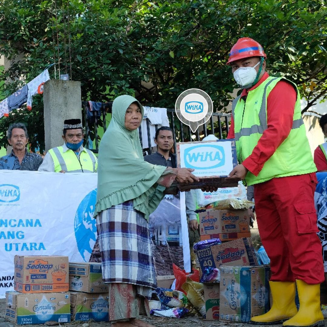 Helping Hands for the People of South Sulawesi