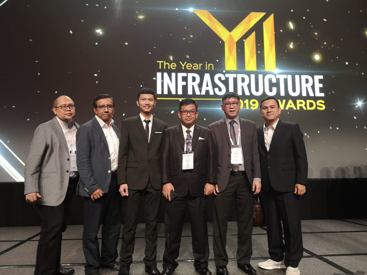 WIKA Won 1st Place in International Year in Infrastructure 2019