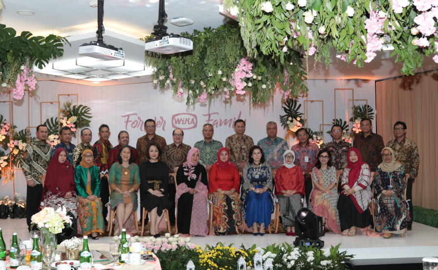Forever WIKA Family: WIKA Holds Greetings from Commissioners, Directors and General Managers